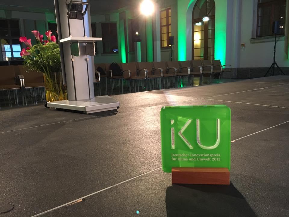 IKU Preisverleihung 2015 Blog