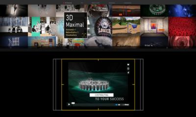 Projekt Partner: 3D-Maximal
