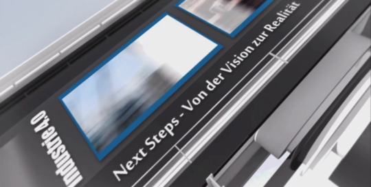 Our Wort - Industrie 4.0 - Next Steps Filme