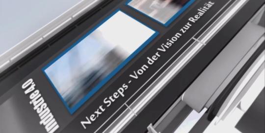 Our Wort - Industrie 4.0 - Next Steps Filme