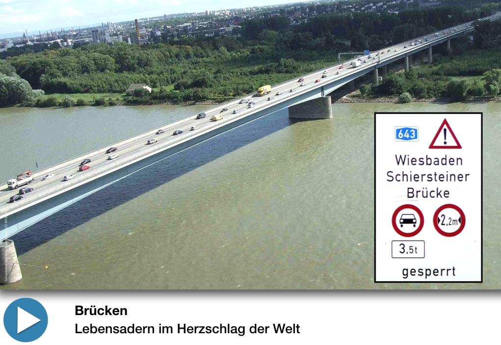 Trennen, Fügen, Verbinden: Mit Autogentechnik geschieht dies wirtschaftlich und effizient. Beim Brückenbau wird das besonders deutlich.