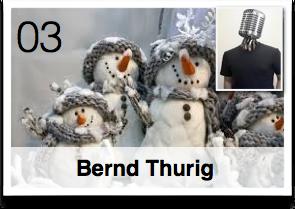 Es war einmal ... Plötzlich Weihnachten!... Geschenkefinder-Adventskalender Bernd Thurig