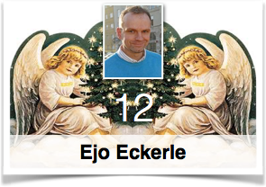 Es war einmal ... Plötzlich Weihnachten!... Geschenkefinder-Adventskalender Ejo Eckerle