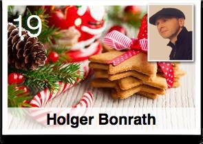 Es war einmal ... Plötzlich Weihnachten!... Geschenkefinder-Adventskalender Holger Bonrath