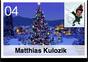 Es war einmal ... Plötzlich Weihnachten!... Geschenkefinder-Adventskalender Matthias Kulozik