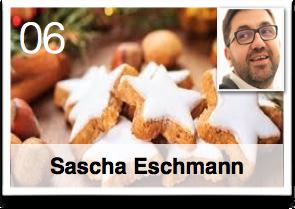 Es war einmal ... Plötzlich Weihnachten!... Geschenkefinder-Adventskalender Sascha Eschmann