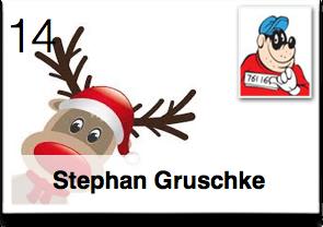 Es war einmal ... Plötzlich Weihnachten!... Geschenkefinder-Adventskalender_Stephan Gruschke