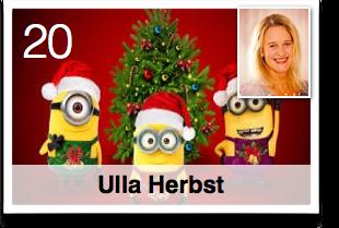 Es war einmal ... Plötzlich Weihnachten!... Geschenkefinder-Adventskalender Ulla Herbst