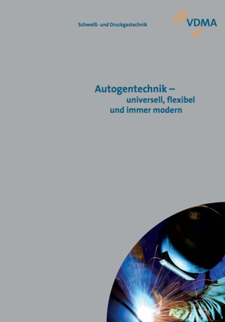 VDMA Autogentechnik – universell, flexibel und immer modern