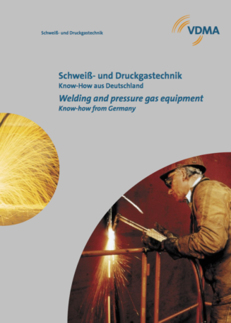 VDMA Schweiß- und Druckgastechnik Know-How aus Deutschland