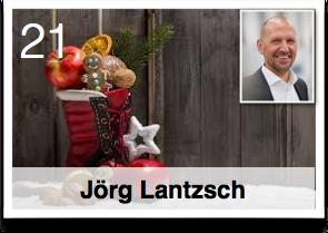 Es war einmal ... Plötzlich Weihnachten!... Geschenkefinder-Adventskalender Joerg Lantzsch