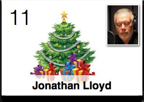 Es war einmal ... Plötzlich Weihnachten!... Geschenkefinder-Adventskalender Jonathan Llyod
